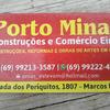 Porto Minas Construções E Comércio