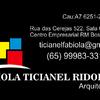 Fabiola Ticianel Projetos
