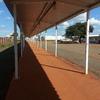 Construir cobertura metálica para um barracão