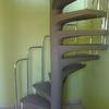 Fazer Escada caracol.