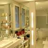 Orçamento de box e espelhos decorativos