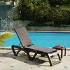 Cerca estilo jardim para piscina