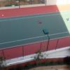 Reforma de quadra de tenis piso lisonda