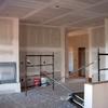 Forro e paredes em drywall