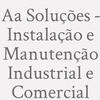 Aa Soluções - Instalação E Manutenção Industrial E Comercial