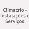 Climacrio - Instalações E Serviços