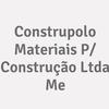 Construpolo Materiais P/ Construção Ltda Me
