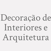 Decoração De Interiores E Arquitetura.