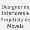 Designer De Interiores E Projetista De Móveis
