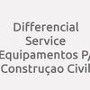 Differencial Service Equipamentos P/ Construçao Civil