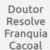Doutor Resolve Franquia Cacoal