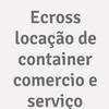 Ecross Locação De Container Comercio E Serviço
