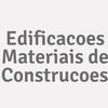 Edificacoes Materiais de Construcoes