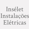 Insélet Instalações Elétricas
