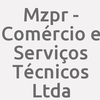 Mzpr - Comércio E Serviços Técnicos Ltda