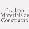 Pro Imp Impermeabilizaçao