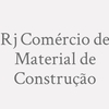 Rj Comércio de Material de Construção