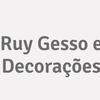 Ruy Gesso E Decorações