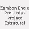 Zambon Eng E Proj Ltda - Projeto Estrutural