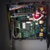 Instação de antena digital para 3 pontos