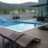 Colocar vinil na piscina