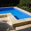 Revestir piscina de azulejo com vinil