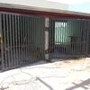 Confecção e instalação de portões de alumínio