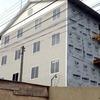 Recuperação de fachadas do prédio (11 andares)