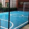 Construir quadra de futsal