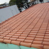 Fornecer telhas romanas, tijolos etc.