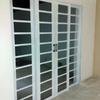 Colocação de portas e janelas