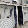 Assentamento de pastilhas em fachada