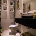 banheiro após a reforma