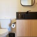 Banheiro pequeno:
