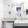 Banheiro Suíte sobrinhas