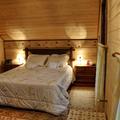 Casa de Madeira - Dormitorio