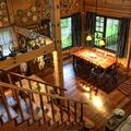 Casa de Madeira - social