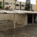 Colocação telhado