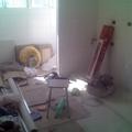 cozinha antes da limpeza