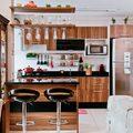 Cozinha com Barzinho