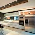 Cozinha em MDF.