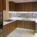 cozinha reformada em apartamento