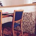 Detalhe bar + sala de jantar