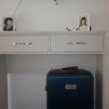 Dormitório - Aparador para fotos e documentos