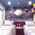 Dormitório das sobrinhas