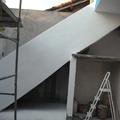 Escada Em Fase De Acabamento