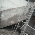 Escada Em Faze De Acabamento