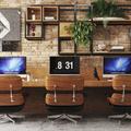 escritorio área de trabalho