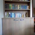 Escritório de advocacia - mesa para livros