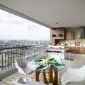 Espaço Gourmet 2 - Apt Casa da Caldeiras - S.P.